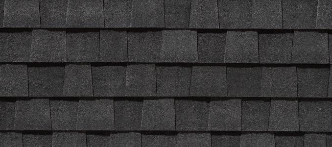 Certainteed Landmark Charcoal Black